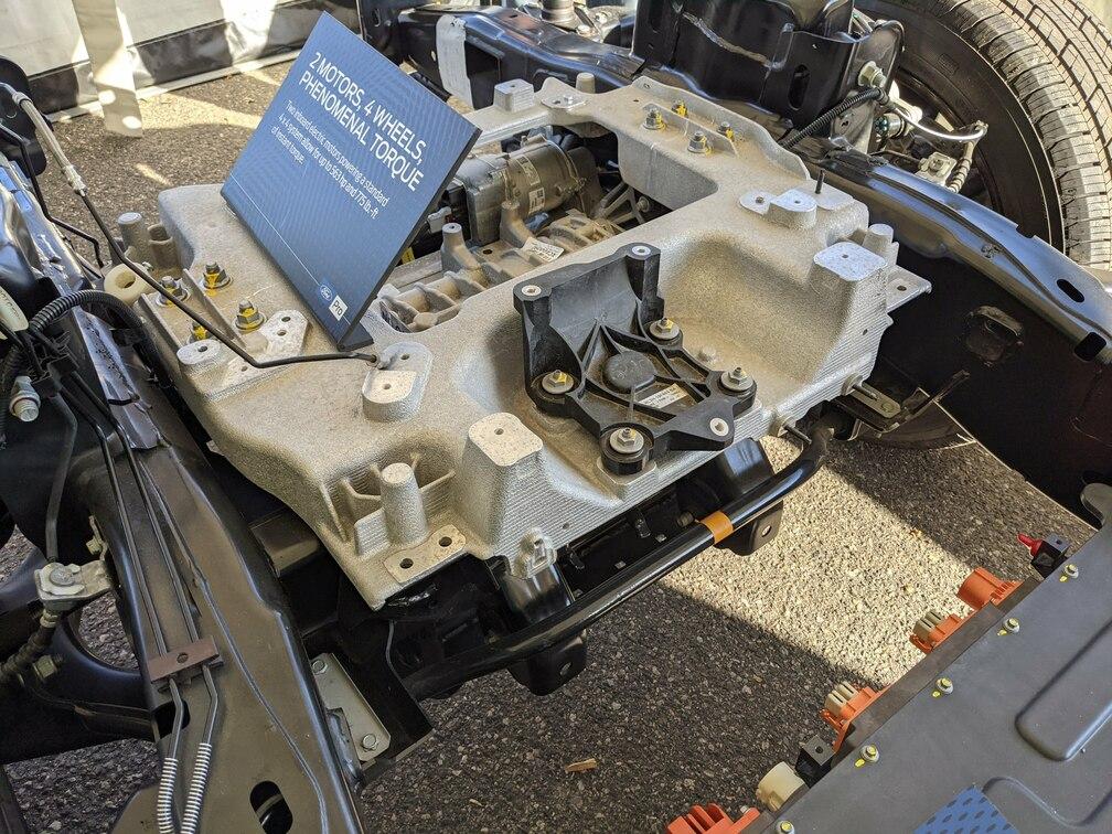 Frame Motor